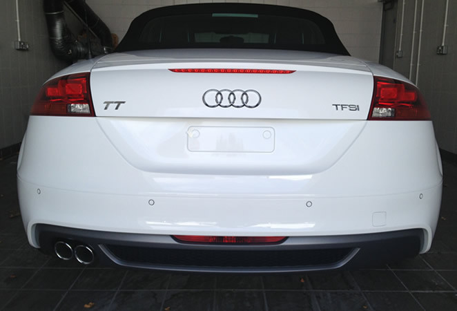 Parking Sensors from £150 fitted